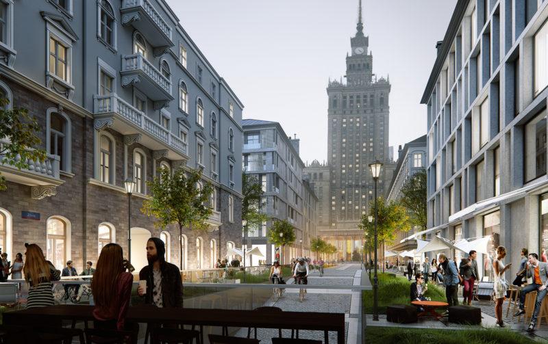 Plac Centralny w Warszawie